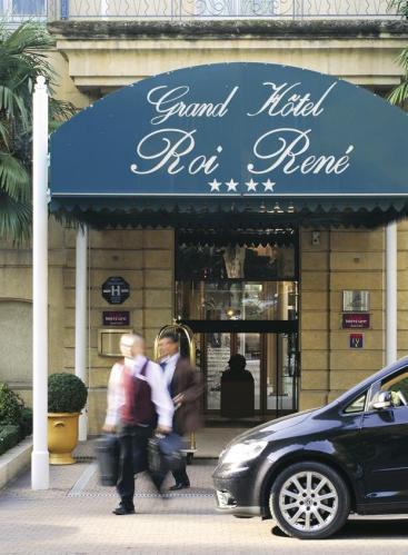 Hotel Roi René Aix en provence
