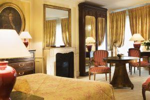 chambre hotel mansart paris
