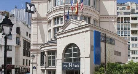 Hotel le M - Paris Montparnasse