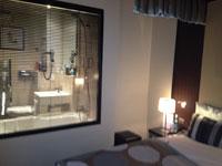 Salle de bains Hotel le M