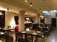 Salle petits dejeuner Hotel le M - Paris