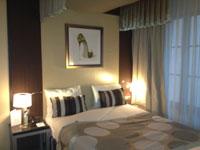 Chambre Hotel Le M - Paris