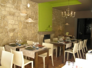 La table de Marion - Restaurant gastronomique - Saintes - Charente Maritime