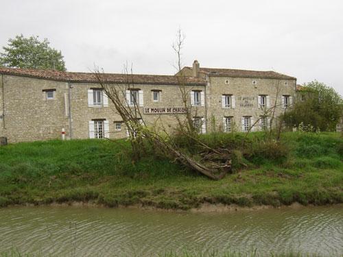 Moulin de Châlons - Hotel - restaurant gastronomique Royan - Le Gua