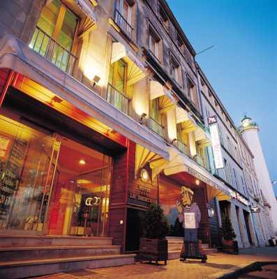 Hotel 3 etoiles La rochelle Yachtman